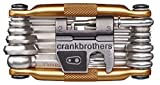 Crankbrothers M19 Bicycle Multi-Tool - Steel Bike Tool, Torx, Hex and Chain Tool Compatible