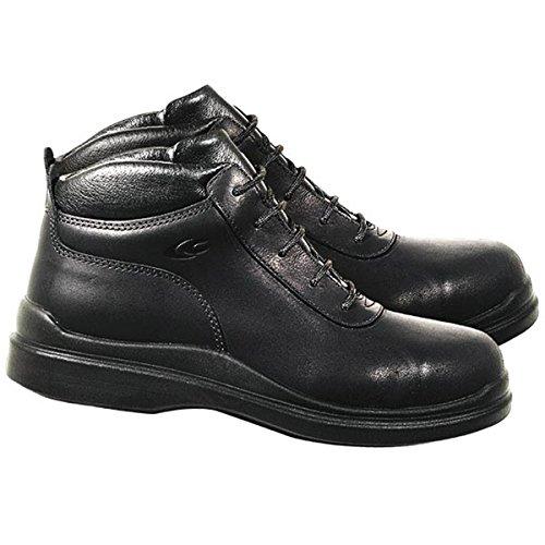 Cofra NEW Juran S3par de zapatos de seguridad talla 40MARRÓN