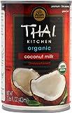Thai Kitchen Organic Coconut Milk Unsweetened -- 14 fl oz - 2 pc