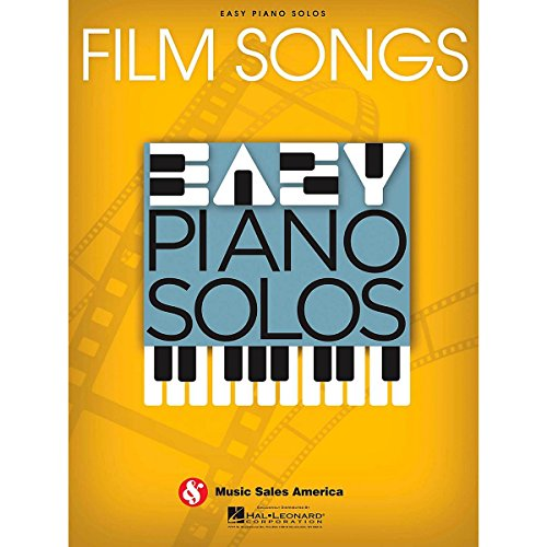Breath Away Sheet (Music Sales Film Songs Easy Piano Solos)