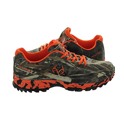 Men s Realtree Outfitters Cobra Athletic Shoes Max 5   Orange 275a3c9139f