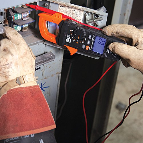 klein tools clamp meter cl800