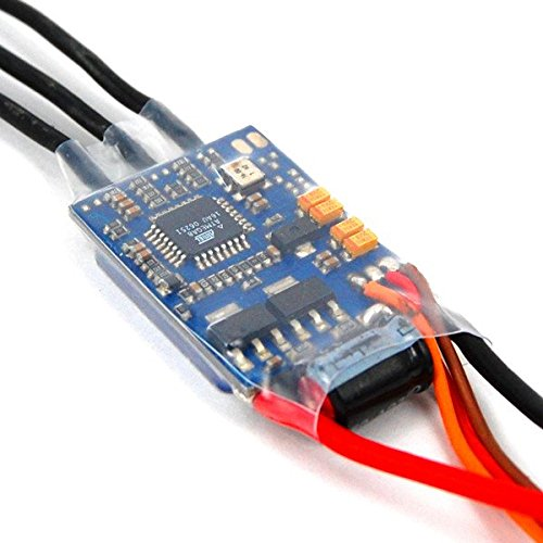 Mystery 2-3S lipo 20A ESC Programable Brushless Speed Controller ESC For RC Helicopter Airplane ESC