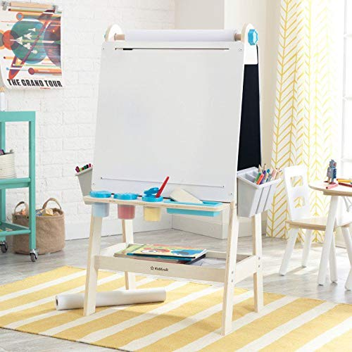 KidKraft 62038 Create N Play Art Easel, White