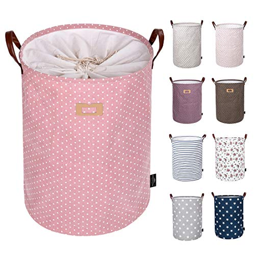 DOKEHOM DKA0822PKXL 22' Thickened X-Large Laundry Basket -(9 Colors, 19' and...