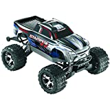 Traxxas Stampede 4X4 VXL 1/10 Monster Truck RTR with 2.4GHz Radio, 3000mAh Battery & 4 Amp Peak DC Charger