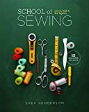 School of Sewing: Learn it. Teach it. Sew Together. 12 Beginner Projects  School of Sewing allows you to follow in the footsteps of a group of beginners who shared one goal- to learn to use their sewing machines. This book is an engaging, de...