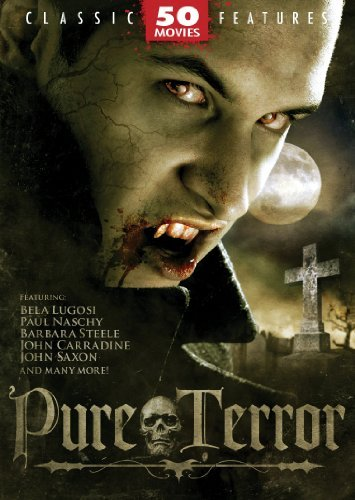 Pure Terror - 50 Movie Pack: Frankenstein 80 - They Saved Hitler's Brain + 48 more! by DIGITAL1STOP