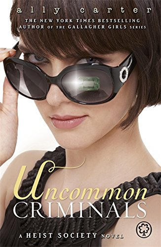 Book cover for Uncommon Criminals