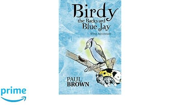 Birdy the Backyard Blue Jay: Wing Adventure