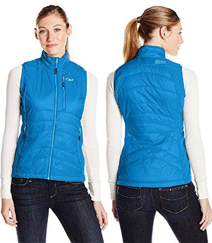 Outdoor Research Women's Cathode Vest, Hydro, Medium