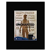 UNCHARTED - The Nathan Drake Collection Mini Poster - 28x21cm