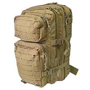 512qrUqy80L. SS300 MIL-TEC US Assault Zaino militare
