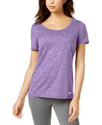 NIKE Dry Women's Training T-Shirt (Small, (Nike Womens Sleeveless Tee)