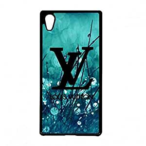 Trendy Sony Xperia Z3Plus Louis With Vuitton Phone Case,Louis With Vuitton Pattern Luxury Logo Back Cover For Sony Xperia Z3Plus