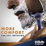 Gillette Fusion Manual Men's Razor Blade Refills, 12 Count, Mens Razors / Blades Variant Image
