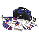 WORKPRO 54-piece Home Repair Tool Kit, High Quality Household Tool Set for Home