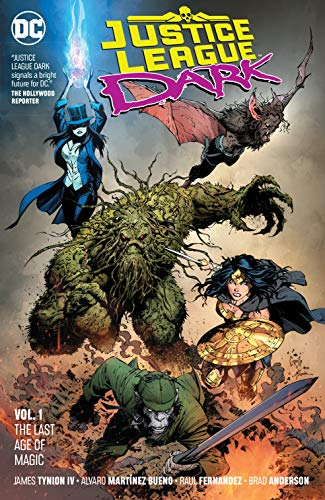 Pdf Graphic Novels Justice League Dark Vol. 1: The Last Age of Magic