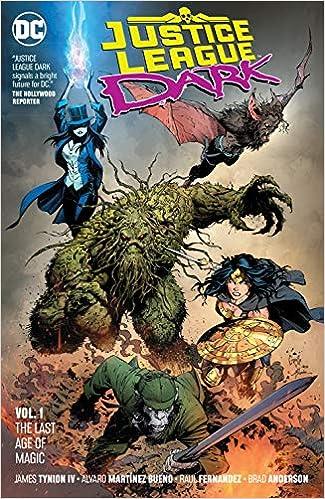 Justice League Dark Volume 1: The Last Days Of Magic: Amazon ...