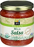 365 Everyday Value, Organic Mild Salsa - Thick & Chunky, 16 oz