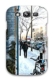 Tpu Case Cover For Galaxy S3 Strong Protect Case - Sur Stdenis A Montreal Photography Place People Photography Design
