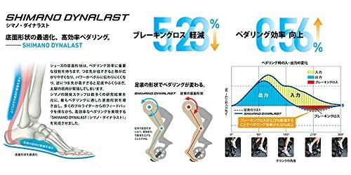 Shimano Scarpa Shimano Road SH-RW500 Unisex Black 48