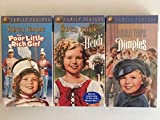 Shirley Temple Collection #07: Poor Little Rich Girl; Heidi (#3); Dimples (#2)