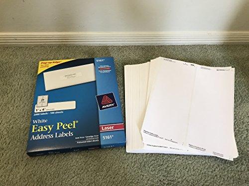 Avery Easy Peel Address Label - 1