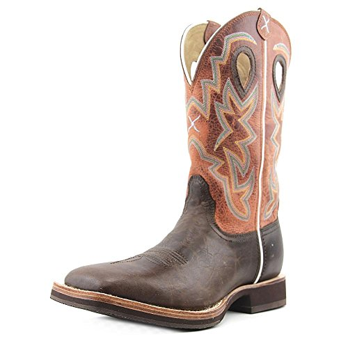 MHM0009 X et homme Chocolat Boots cowboy Bottes 1692 Twisted bottines w7tZqnwSx