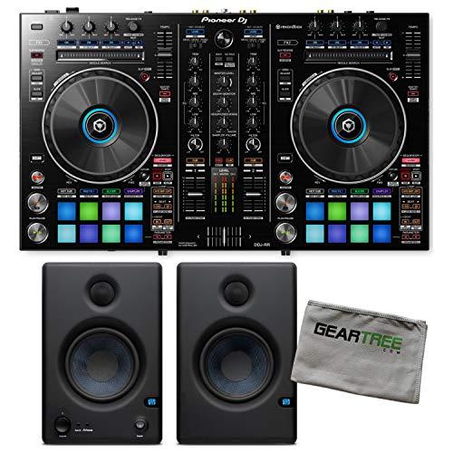 Pioneer DJ DDJ-RR Rekordbox DJ 2-Channel Controller w/Studio