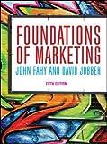 Foundations of Marketing (UK Higher Education Business Marketing)