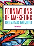 img - for Foundations of Marketing (UK Higher Education Business Marketing) book / textbook / text book
