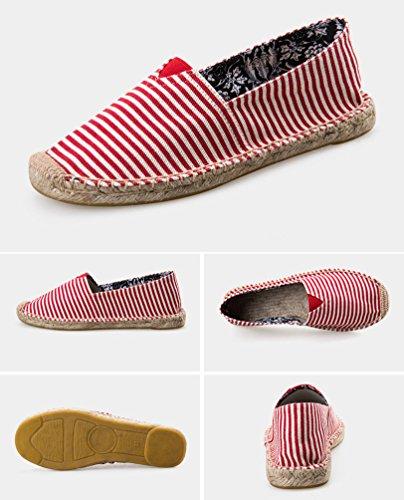 de Zapatos de Estilo9 Lvguang Mocasines Conducción Zapatos de Zapatos de de Mocasines los Zapatos Casual Hombres BYPwxqYZ