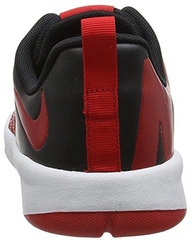 Schwarz Rot University White Basketballschuhe Schwarz Nike Black 000 University White Jungen Red Black Negro Red wfqU1a