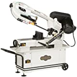 Metal Lathe - SHOP FOX M1014 7-Inch by 12-Inch Metal Bandsaw
