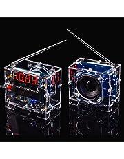FM digitale radio DIY Kit Digitale Broadcasting Kit Welding Practice Kit Electronic DIY