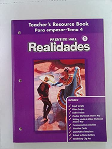 pearson spanish 1 workbook answers