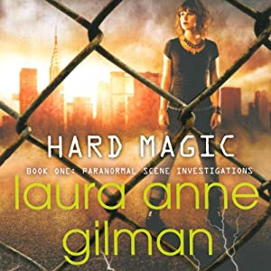 Hard Magic Audiobook