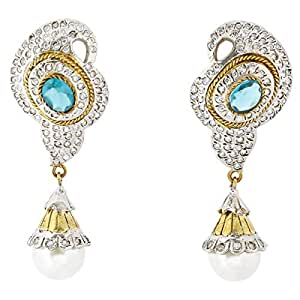 Arabella Luxuries Alloy Le Delicate Victorienne Drop and Dangle Earring