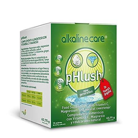 PHLUSH LAXANTE NATURAL DETOX EN SOBRES (15 sobres): Amazon.es: Salud y cuidado personal