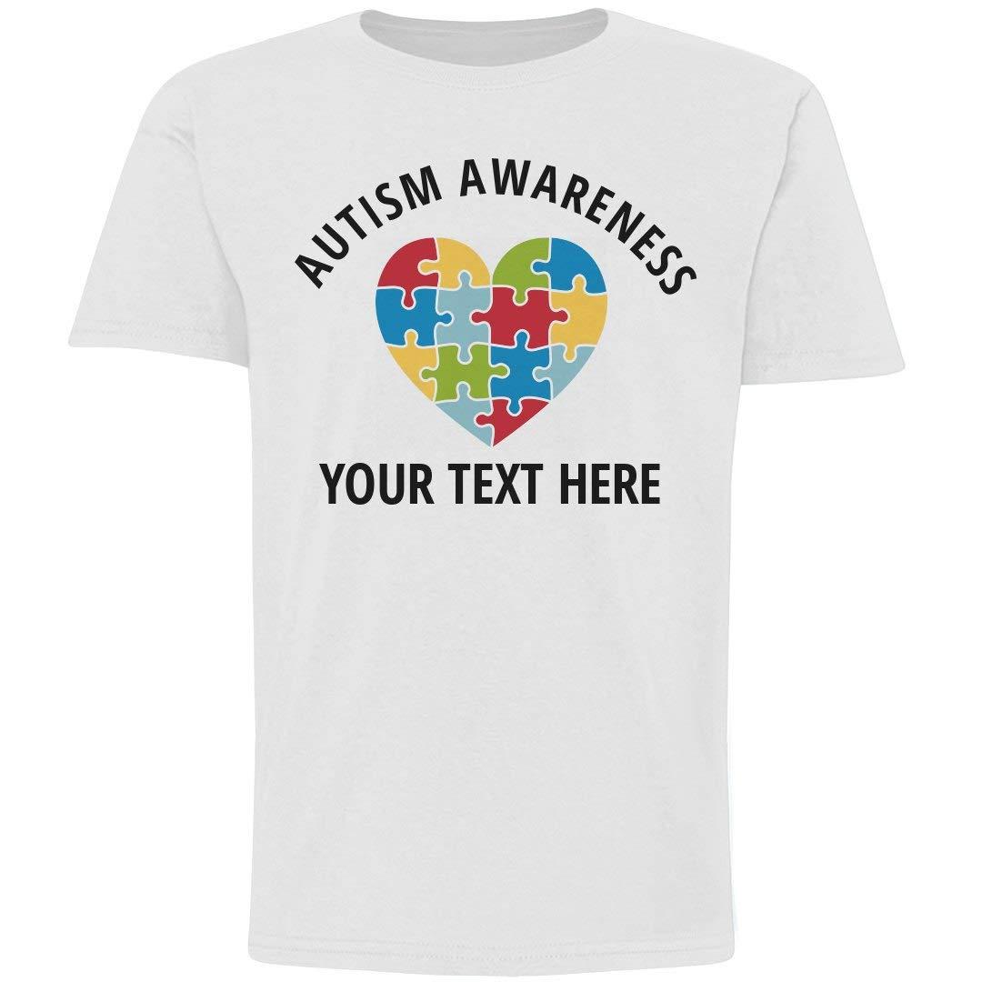 Amazon Autism Awareness Custom Kids Design Youth T Shirt Clothing