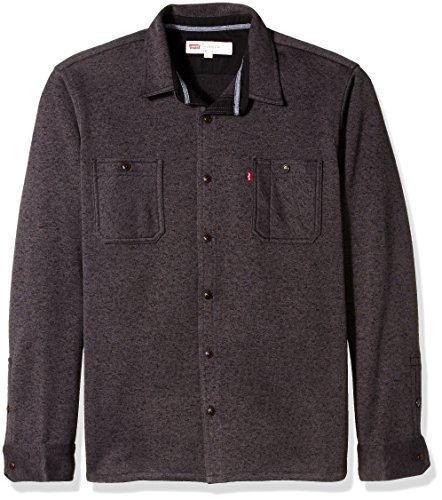 Levis Andven Sleeve Sweater Fleece