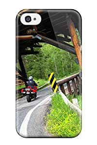 Janice K. Alvarado's Shop New Snap-on Skin Case Cover Compatible With Iphone 4/4s- Ducati Multistrada Pigtail Bridge 7413729K83280077