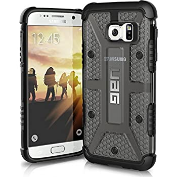 UAG Samsung Galaxy S7 [5.1-inch screen] Feather-Light Composite [ASH] Military Drop Tested Phone Case