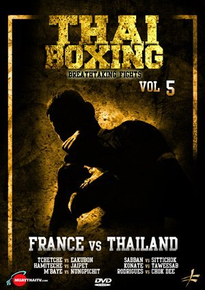Amazon com: Thai Boxing: Breathtaking Fights - Volume 5 [DVD