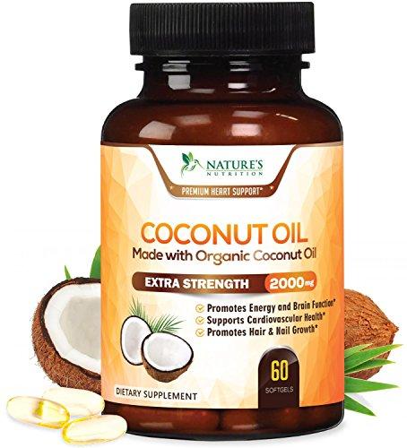 coconut oil capsules extra virgin