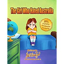 The Girl Who Hated Australia (Not So Serious Jack Series Book 1)