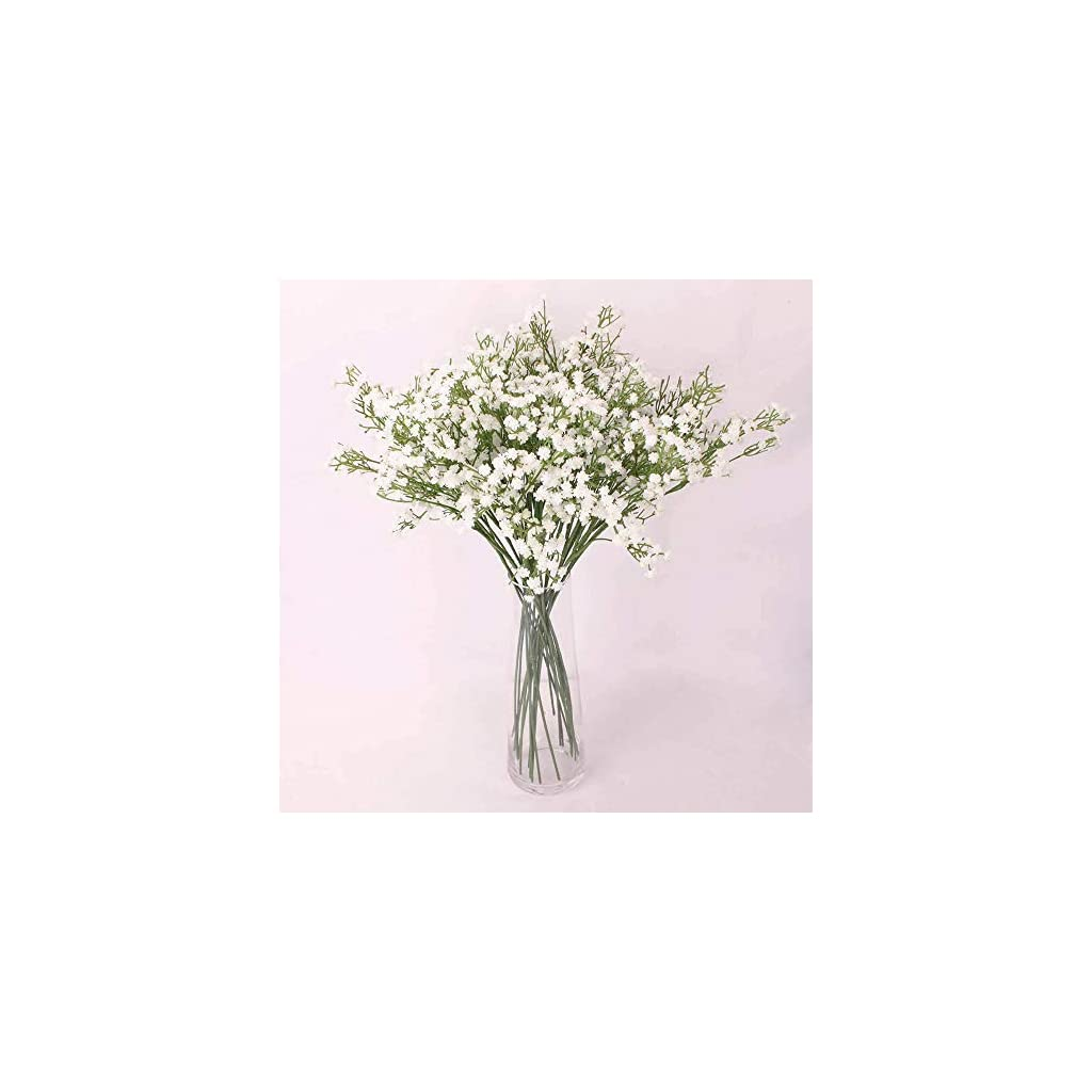 WinnsFlora-10-Branches-Pcs-Gypsophila-Baby-Breath-Artificial-Flower-Bouquet-Approx-900-Beautiful-WHITE-Flowers-for-Wedding-Bridal-Party-Home-Floral-Arrangement-Decor