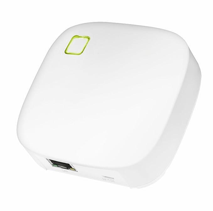 Trust Smart Home ZigBee Z1 Bridge Zentrales (intelligentes Steuerelement, kompatibel mit Alexa, Trust Smart Home, Philips Hue