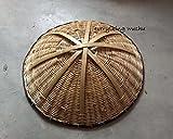 Handmade Bamboo Shield Wushu Teng Pai Wushu Kungfu Shields